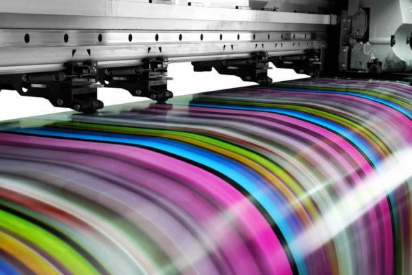 La producción en Imprenta